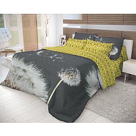Постельное белье Волшебная ночь КПБ Волшебная ночь Ранфорс Dandelion в пакете ПВХ (2 спальный) постельное белье 2 спальное волшебная ночь волшебная ночь vo012judhdw1