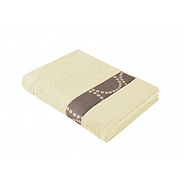 Полотенца Нордтекс Полотенце Aquarelle Таллин-2, ваниль, 35*70 см полотенца нордтекс полотенце aquarelle лотос ваниль 70 140 см