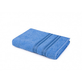 Полотенца Нордтекс Полотенце Aquarelle Адриатика, спокойный синий, 70*140 см полотенце aquarelle адриатика цвет синий 50 х 90 см 702470