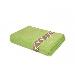 Полотенца Нордтекс Полотенце Aquarelle Таллин-1, травяной, 35*70 см полотенца нордтекс полотенце aquarelle бабочки ваниль 35 70 см