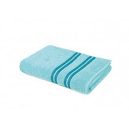 Полотенца Нордтекс Полотенце Aquarelle Адриатика, аква, 50*90 см полотенце aquarelle адриатика цвет синий 50 х 90 см 702470
