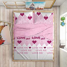лучшая цена Постельное белье Love me КПБ LOVE ME