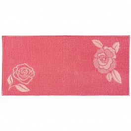 Полотенца Нордтекс Полотенце Aquarelle Розы-1, розово-персиковый, коралл, 70*140 см полотенце aquarelle розы 1 цвет розово персиковый коралловый 35 х 70 см