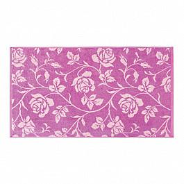 Полотенца Нордтекс Полотенце Aquarelle Розы-2, нежно-розовый, орхидея, 70*140 см полотенце махровое aquarelle лето цвет орхидея 70 x 140 см