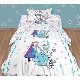 Постельное белье Disney КПБ детский Disney с наволочкой 50*70, рисунок 150/1+151/1+152/1 01 (1.5 спальный) цена