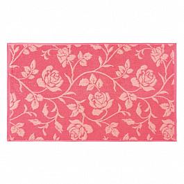 Полотенца Нордтекс Полотенце Aquarelle Розы-2, розово-персиковый, коралл, 70*140 см полотенце aquarelle розы 1 цвет розово персиковый коралловый 35 х 70 см
