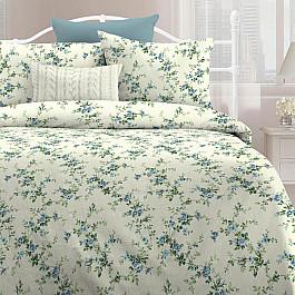цена на Постельное белье Любимый дом КПБ 1.5 поплин 'Любимый дом' (70х70) рис. 6417-1 Цветные мечты
