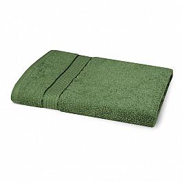 Махровое полотенце ВРДН г/кр 500г/м2 70*140 травяной