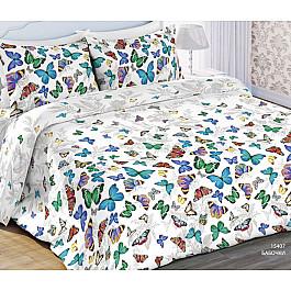 цена Постельное белье Любимый дом 3D КПБ 2.0 био комфорт 'Любимый дом' 3D (70х70) рис. 15407-1 Бабочки онлайн в 2017 году