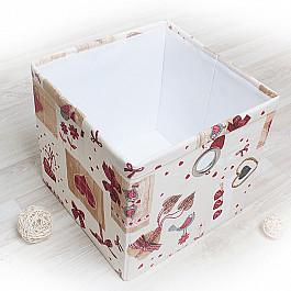 Кофры для хранения вещей Декоративная корзинка