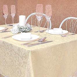 Скатерти Нивасан Скатерть Виола 120-2, шампань, 120*140 см 1mbi300l 120