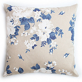 Декоративная подушка Нивасан Подушка декоративная Ловер-3, синий декоративная подушка нивасан подушка декоративная dp 45