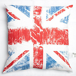 Декоративная подушка Нивасан Подушка декоративная Вояж, Лондон туртранс вояж