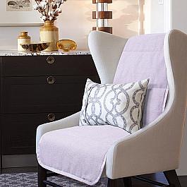 Чехлы для мебели Нивасан Накидка на кресло Аделина - 6, сиреневый цена