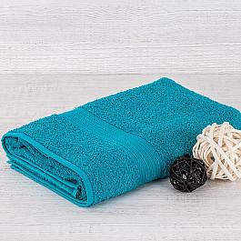 Полотенца Байрамали Полотенце махровое Арк Байрамали бордюр косичка, морская волна, 50*90 см полотенце махровое василиса флер цвет морская волна