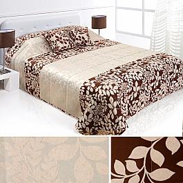 Покрывало Нивасан Покрывало  Сиеста - 2, коричневый спальня сиеста