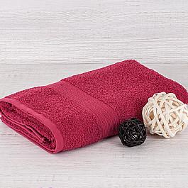 Полотенца Байрамали Полотенце махровое Арк Байрамали бордюр косичка, бордовый, 40*70 см полотенце махровое 70х140 см tac полотенце махровое 70х140 см