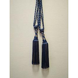 Кисти для штор РеалТекс Кисти Ф-23, синий, синий, 34 см mymei синий