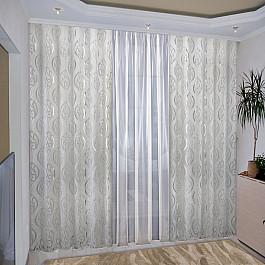 Шторы для комнаты РеалТекс Комплект штор №036 Белый paulmann 95036