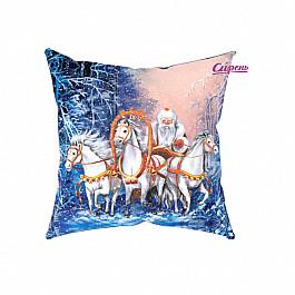 Фотоподушка Сирень Декоративная подушка Дед мороз наклейка декоративная на сткело дед мороз 2 вида 25 33 см пвх