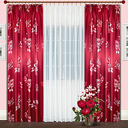 шторы Шторы для комнаты ШтораНаДом Шторы Розалия