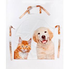 Фартуки Фартук Кот и пес раневская ф мой кот и пес