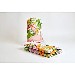 Фотопокрывало Сирень Пляжное фотопокрывало Тропическое лето, 90*140 см форма для мыла выдумщики букет тюльпанов пластиковая цвет прозрачный