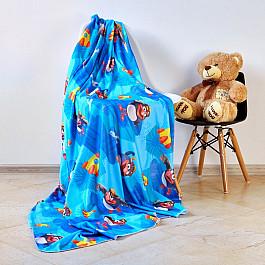 Плед Сирень Фотоплед флисовый Пин-Изобретатель, 130*150 см детский плед флисовый swaddledesigns флисовый stroller blanket bkpuppytooth sd 194bk