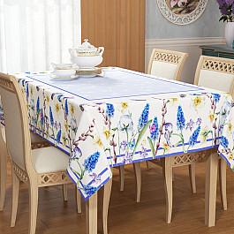 Скатерти Стильный дом Скатерть Одуванчик, 140*180 см цена