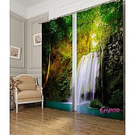 Фотоштора Сирень Фотошторы Водопад для двоих вейкборд для двоих