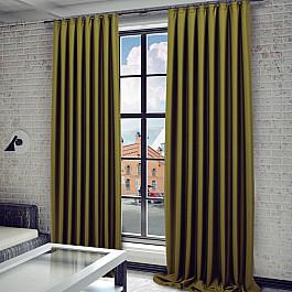 Шторы для комнаты Sanpa Шторы Твила, светло-хаки, 200*280 см шторы sanpa классические шторы миа цвет светло серый