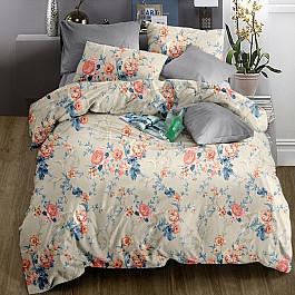 Постельное белье Valtery КПБ софткоттон печатный MP-26 (1.5 спальный) постельное белье valtery кпб софткоттон печатный mp 41 1 5 спальный