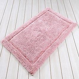 Коврик для ванной LINDA Pembe, розовый, 60x100 см