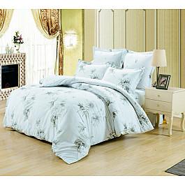 Постельное белье Valtery КПБ сатин печатный C-237 (1.5 спальный) постельное белье valtery кпб сатин печатный c 236 1 5 спальный