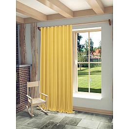 Шторы для комнаты Sanpa Шторы Зелма, светло-бежевый, 200*270 см шторы sanpa классические шторы миа цвет светло серый