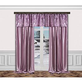 Шторы для комнаты Zlata Korunka Комплект штор №777009 комплект фототюля zlata korunka заход солнца
