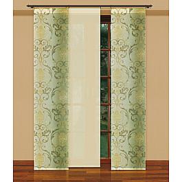Японские панели Японская штора №202240/50, кремовый японская косметика косе