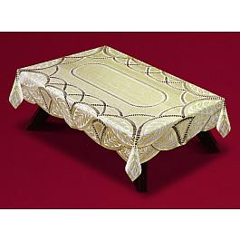 Скатерти Haft Скатерть Haft №54470/120, кремово-золотой, 120*160 см цены онлайн