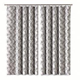 купить Шторы для комнаты Wisan Комплект штор Primavera №1110078, серый по цене 4379 рублей