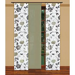 Японские панели Японская штора №202240/50, графит японская косметика forlled