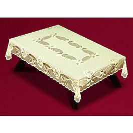 Скатерти Haft Скатерть Haft №54420/120, ванильный, 120*160 см цены онлайн