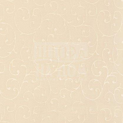 """Рулонная штора ролло """"Сантайм Жаккард Прима Бежевый"""" (03-8839-gr), фото 2"""