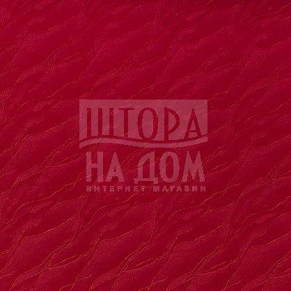 """Рулонная штора ролло """"Сантайм Жаккард Веда Бордо"""", ширина 140 см (03-899-140), фото 2"""