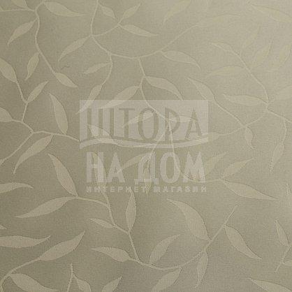"Рулонная штора ""Сантайм-жаккард Оливия Светло-Салатовый"", ширина 62 см (8477-66(62)), фото 5"