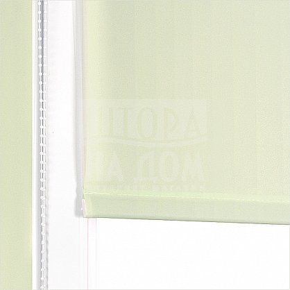 "Рулонная штора ""Сантайм уни Салатовый"", ширина 57 см (168-61(57)), фото 3"