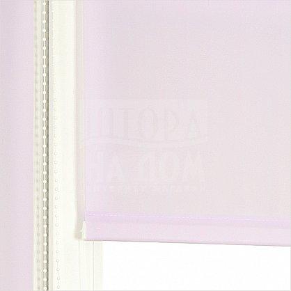 """Рулонная штора """"Сантайм уни Сиреневый"""", ширина 68 см (169-72(68)), фото 3"""