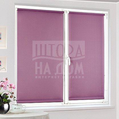 "Рулонная штора ""Сантайм уни Фиолетовый"", ширина 48 см (170-52(48)), фото 2"