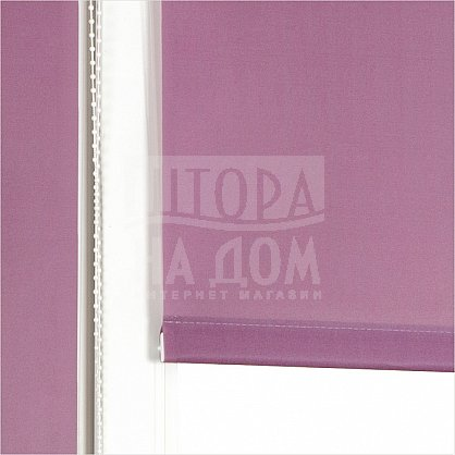 "Рулонная штора ""Сантайм уни Фиолетовый"", ширина 48 см (170-52(48)), фото 3"