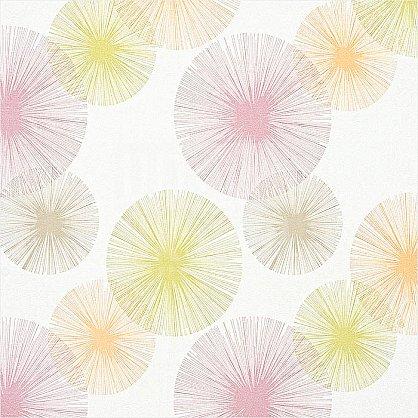"""Рулонная штора ролло """"Сантайм-рисунок Глория Палла-1"""", ширина 160 см (03-2371-160), фото 2"""