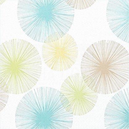 """Рулонная штора """"Сантайм-рисунок Глория Палла-2"""", ширина 57 см (2372-61(57)), фото 3"""